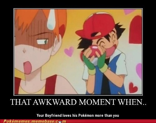 boyfriend,couple,Pokémon,that awkward moment,the internets