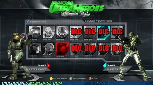 DLC halo master chief the internets xbox - 6488786688