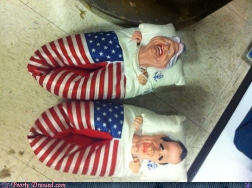 80s creepy politics slippers weird - 6488807936