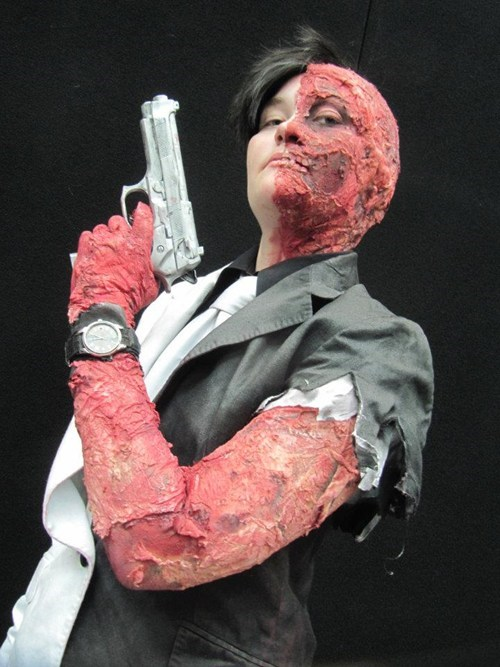 batman comics cosplay two face - 6488873472