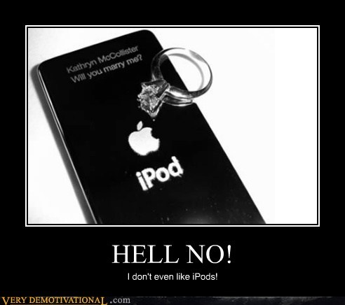 hell no,hilarious,marriage,ring