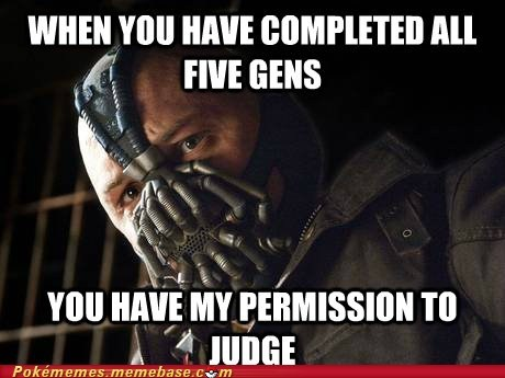 all generation bane hope judge meme Memes permission to die