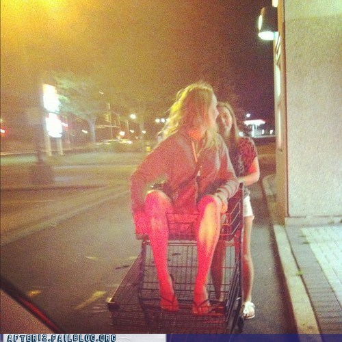 chicken mcnuggets drive thru mcnuggets shopping cart