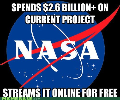 free,Good Guy Greg,internet,money,nasa,streams
