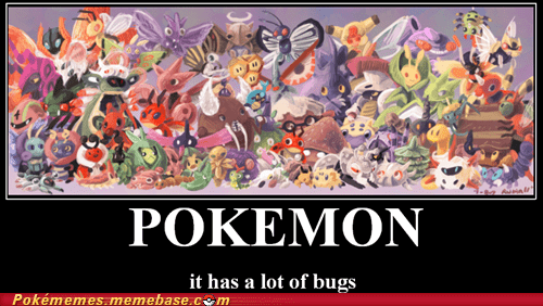 bugs demotivational Pokémon the internets u turn - 6488991488