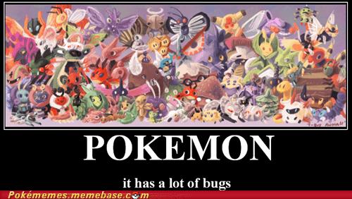 bugs demotivational Pokémon the internets u turn - 6488991488