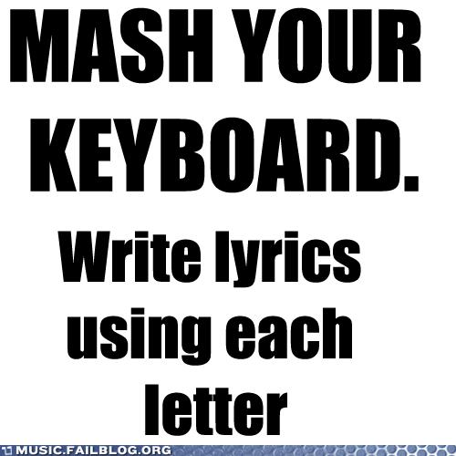 keyboard lyrics MASH - 6489003264