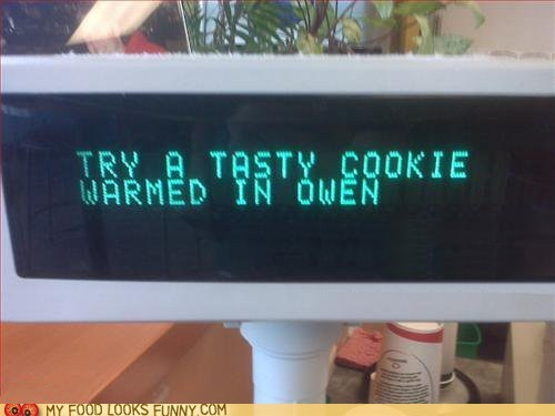 oven owen register typo