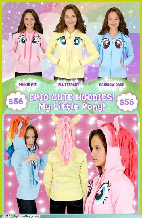 clothes epic hoodie my little pony - 6490054656