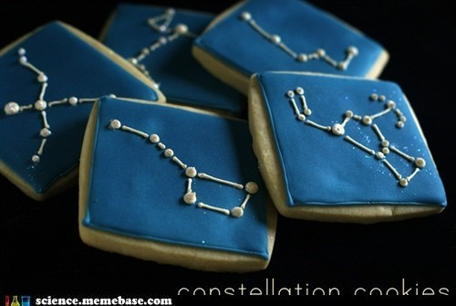 Astronomy constellations cookies delicious - 6490322432