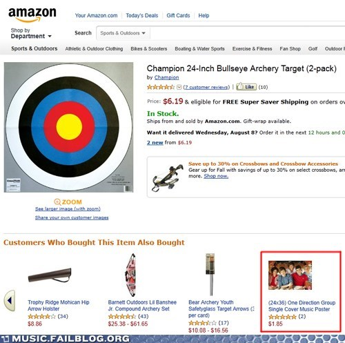amazon one direction pop Target - 6490404864