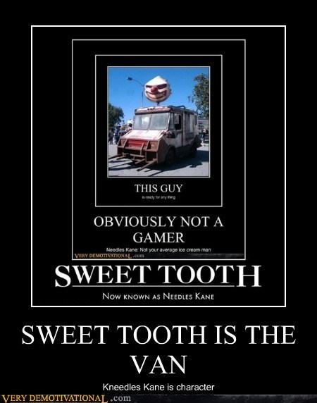 ice cream truck sweet tooth - 6490543104