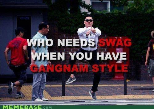 gangnam style Music parody swag tumblr weird kid - 6490672640