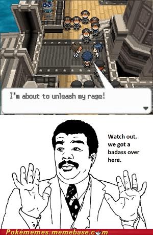 Badass blackwhite-2 gameplay meme rage - 6490935296