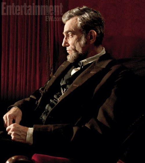 abraham lincoln,first look,great emancipator,steven spielberg