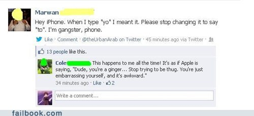 Gingers are thugs too!