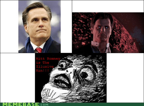 illusive man mass effect Mitt Romney - 6491125248