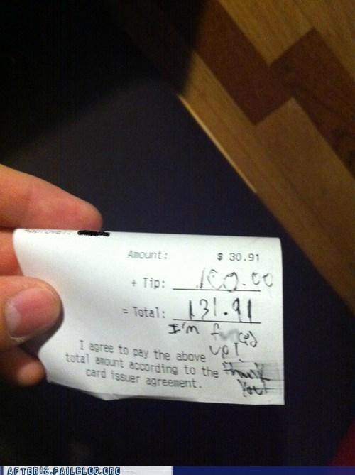 receipt restaurant - 6491126784