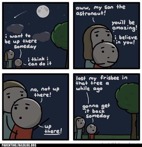 astronaut,comics,moon,motherson