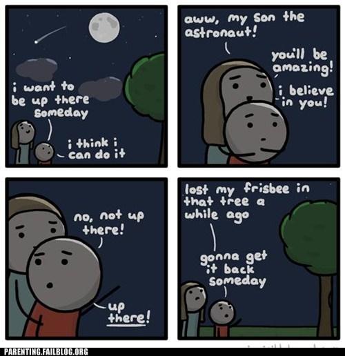 astronaut comics moon motherson - 6491250944