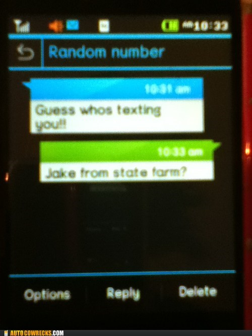 commercials,jake from state farm,who is it