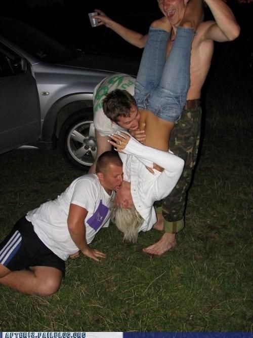 handstand jeff foxworthy making out rednecks - 6491403520