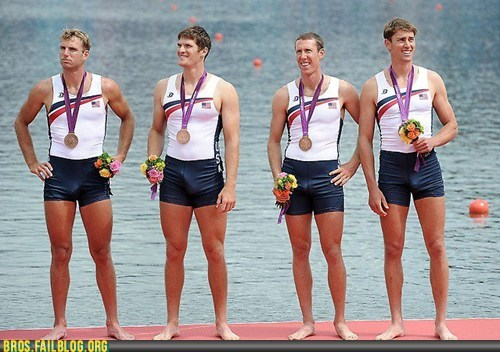 boner bros erection olympics rowing sports