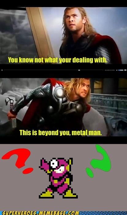 avengers iron man megaman Super-Lols Thor - 6491756288