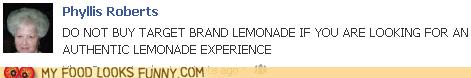 angry lemonade Target tweet twitter - 6491901696