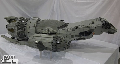 Firefly g rated lego nerdgasm sci fi serenity win