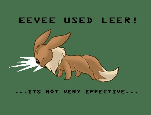 eevee Fan Art leer Pokémon - 6492135936