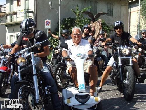 BAMF,italian,moped,scooter