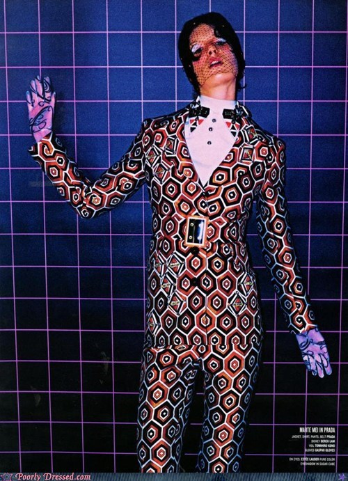 classic pattern retro suit vintage what