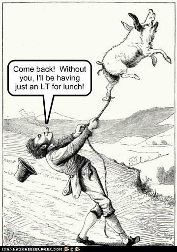 bacon fly man pig sammich - 6492500992