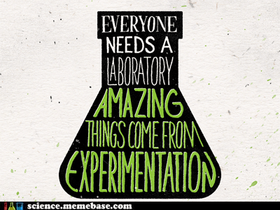 awesome,experiment,lab