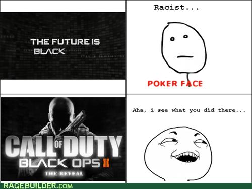 Black Ops 2 Racism