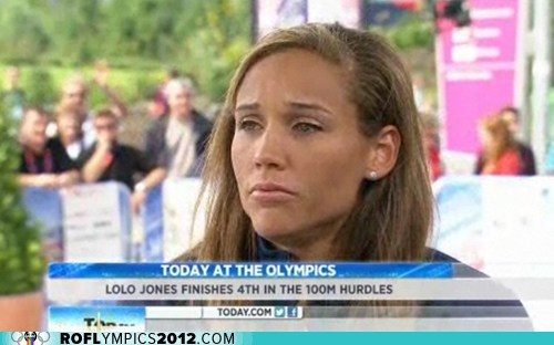 controversy,lolo jones,today show,Track & Field