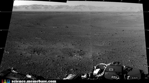 curiosity full resolution image Mars Rocket Science rover - 6494118656