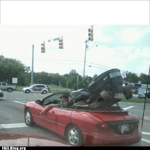 convertible,fail nation,g rated,hauling,lawnmower