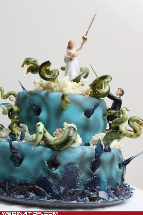 cthulhu funny wedding photos literature lovecraft novels sci fi - 6494369792