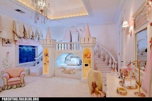 bedroom castle rich kids