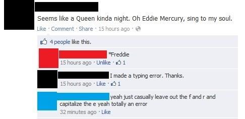 queen freddie mercury eddie mercury funny - 6494616832