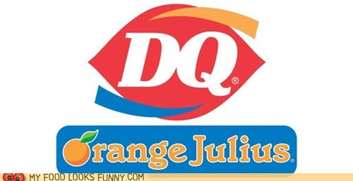 dairy queen,merger,orange julius