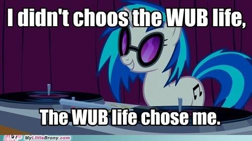 dj PON-3 meme thug life wub wub life - 6495082496