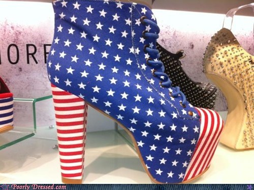 merica olympics platforms shoes usa - 6495374080