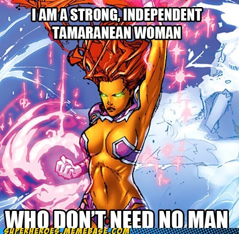 star fire tamaranean woman - 6495396864