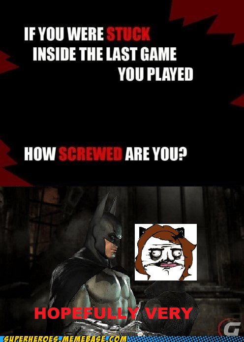 batman sexy times Super-Lols video games - 6496152064