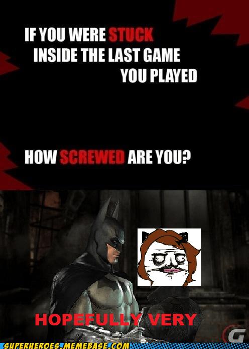 batman sexy times Super-Lols video games - 6496152064