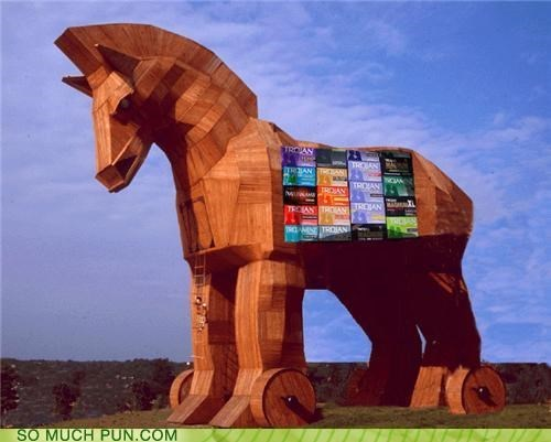 condoms The Greeks trojan horse trojans - 6496604416