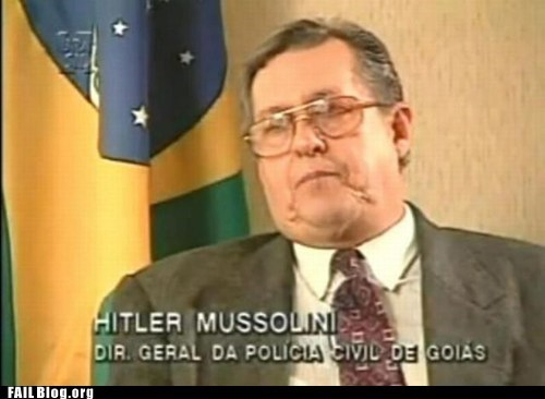hitler,mussolini,name